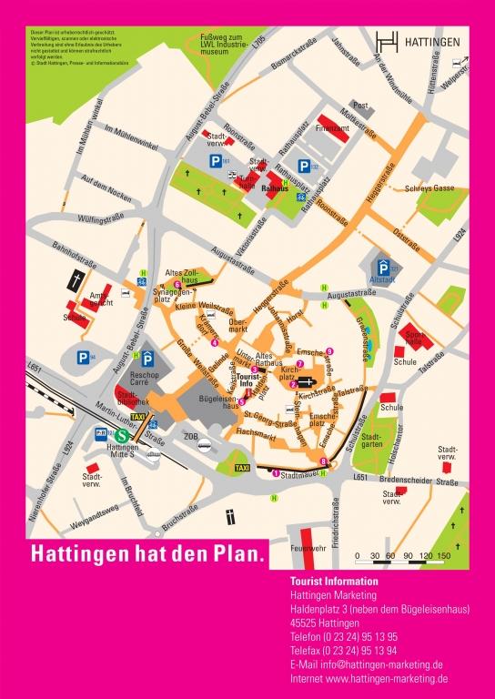 Centro storico di Hattingen