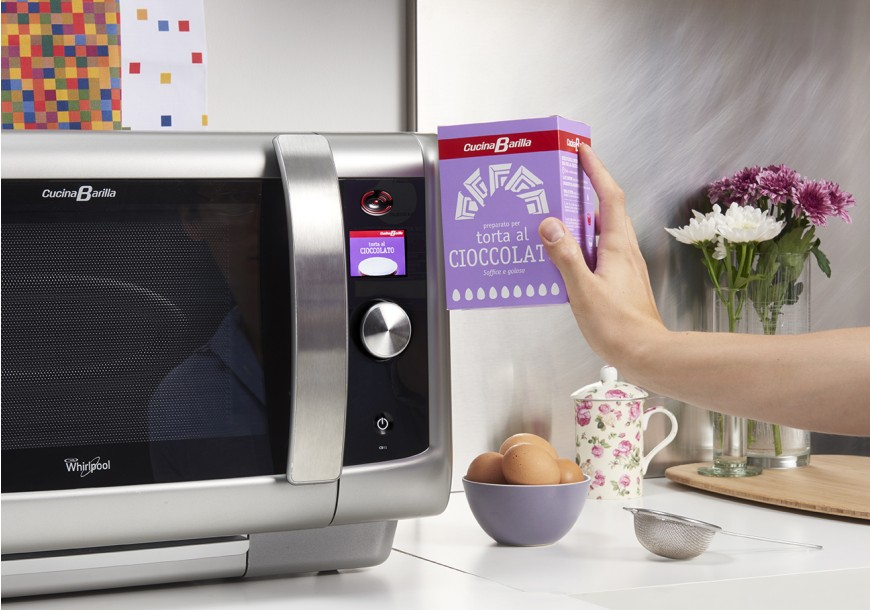CucinaBarilla: ecco il forno del futuro. Non un semplice ...