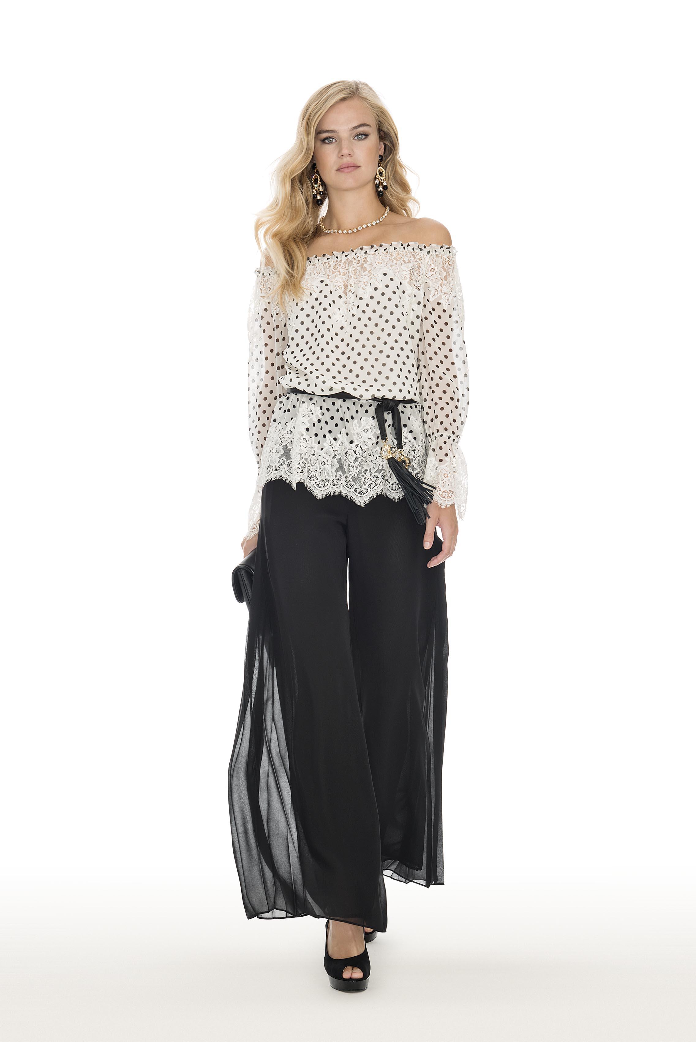 1a217a2724f75 Luisa Spagnoli propone il look per la donna moderna e grintosa ...