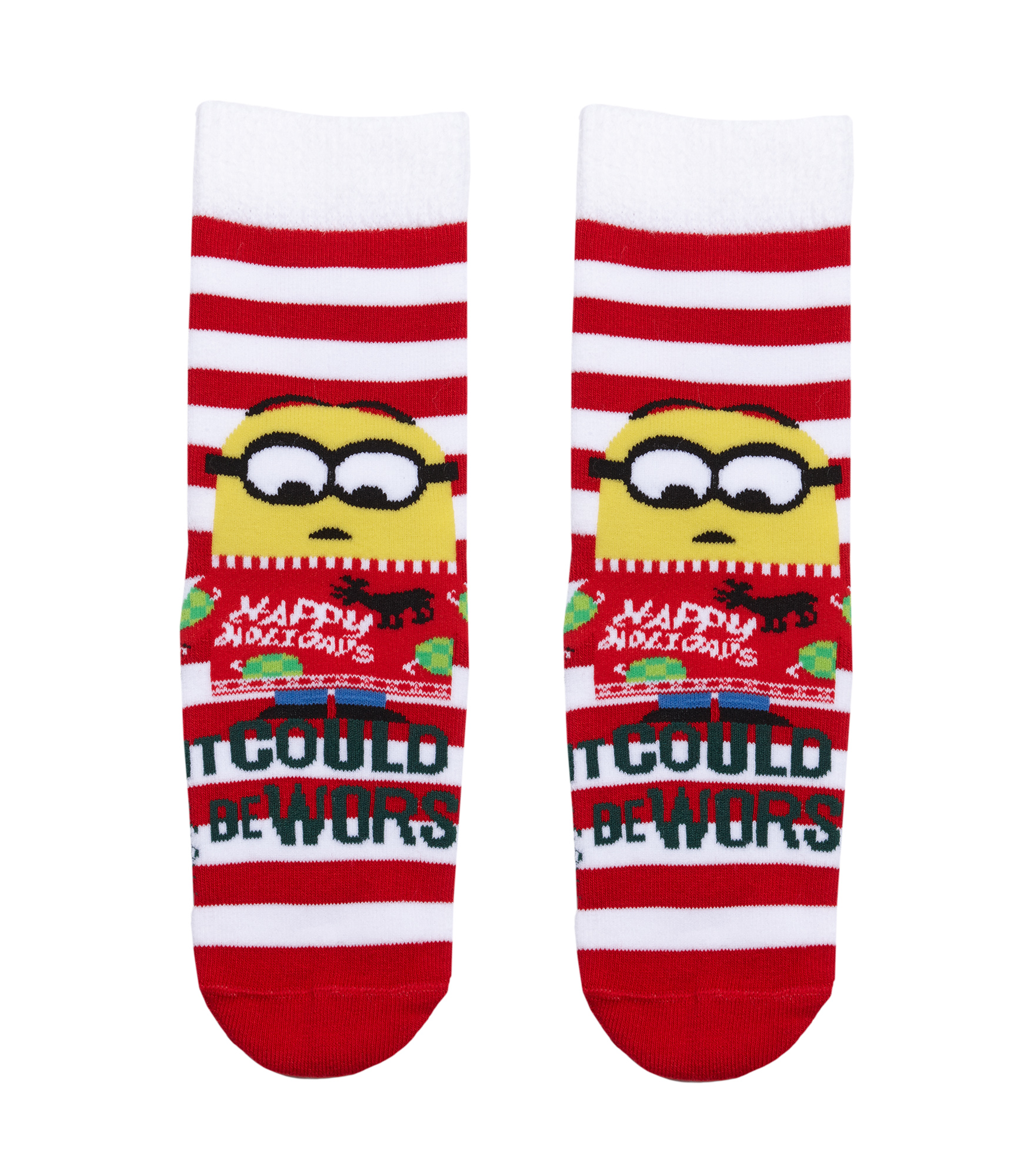 """Calzedonia capsule collection """"Speciale Minions"""""""