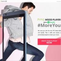 HTC Mood Player