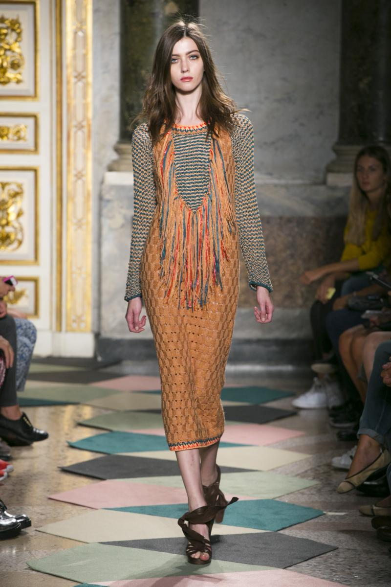 timeless design 2435a d22d7 Kristina Ti Spring-Summer 2016 / Milano Fashion Week ...
