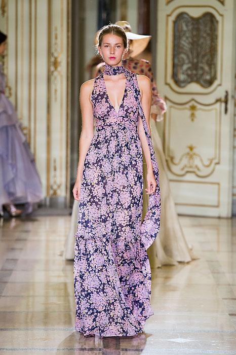 Luisa Beccaria Spring-Summer 2016 / Milano Fashion Week ...