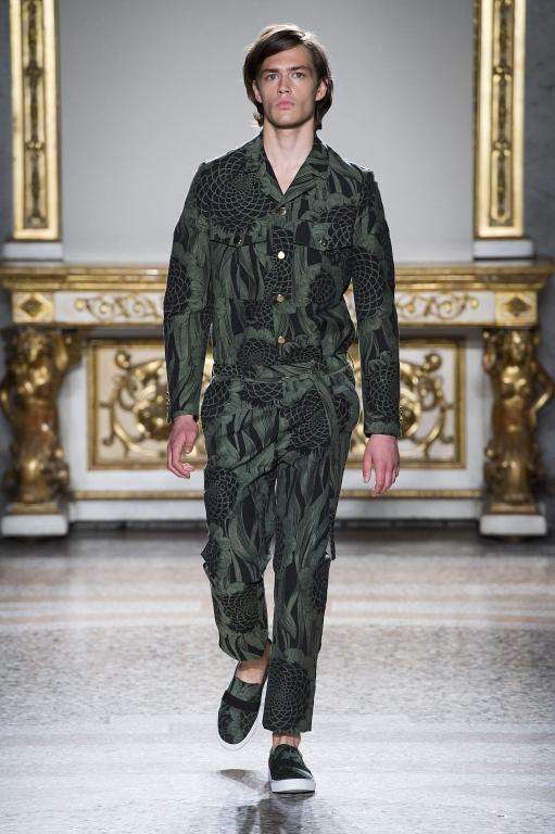 MILAN man fashion Week Spring Summer 2016CHRISTIAN PELLIZZARI show