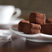 La Perla Cioccolato_Tartufo Fondente