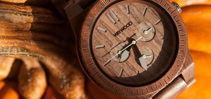 Orologi in legno uomo wewood