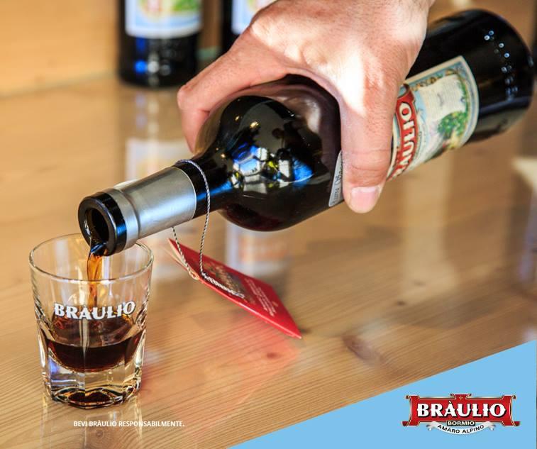 braulio bottiglia