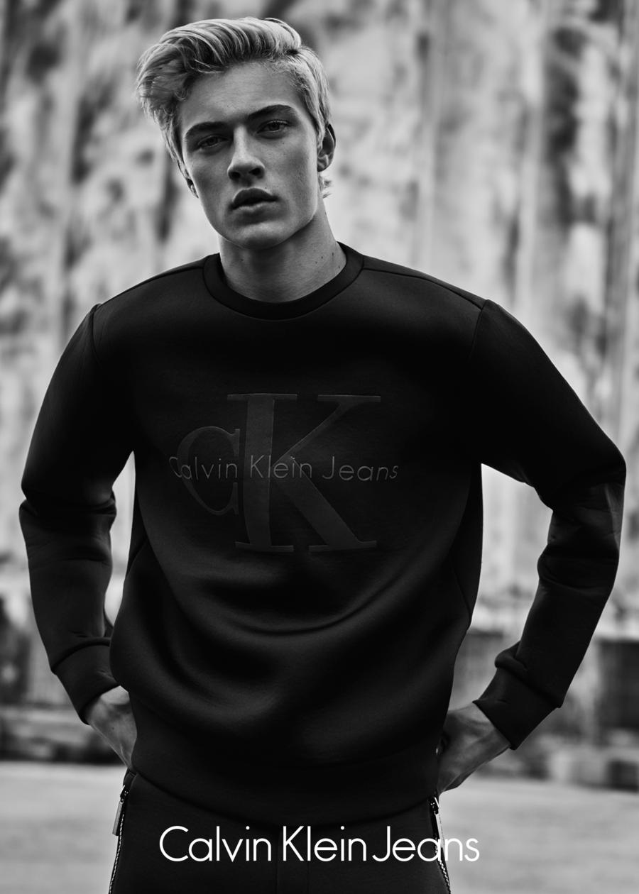 limited edition calvin klein jeans black series2