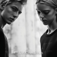 limited edition calvin klein jeans black series