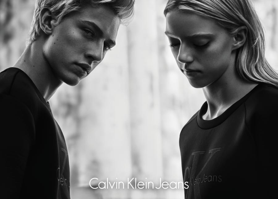 limited edition calvin klein jeans black series