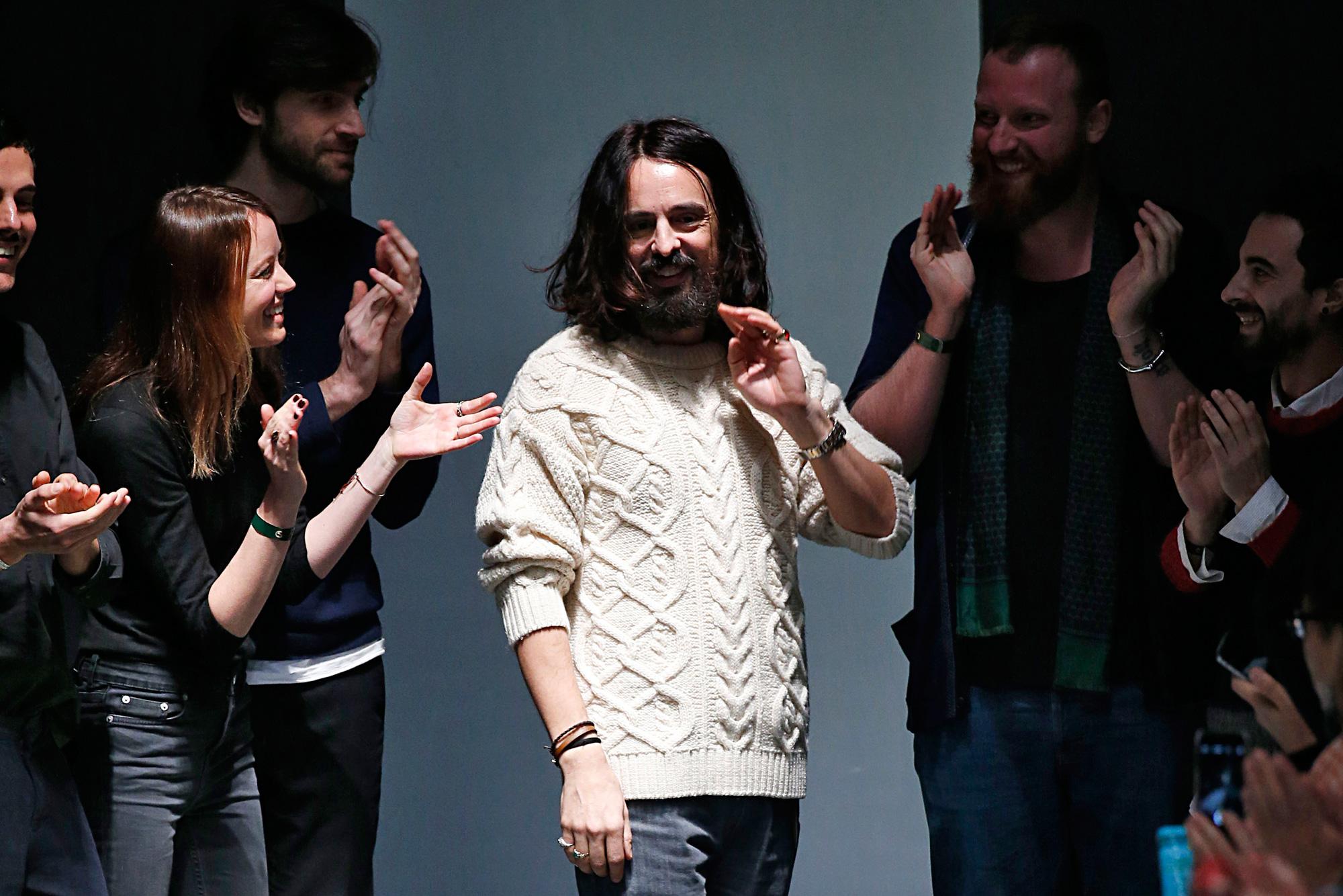 Alessandro michele gucci vince l 39 international designer for Gucci alessandro michele