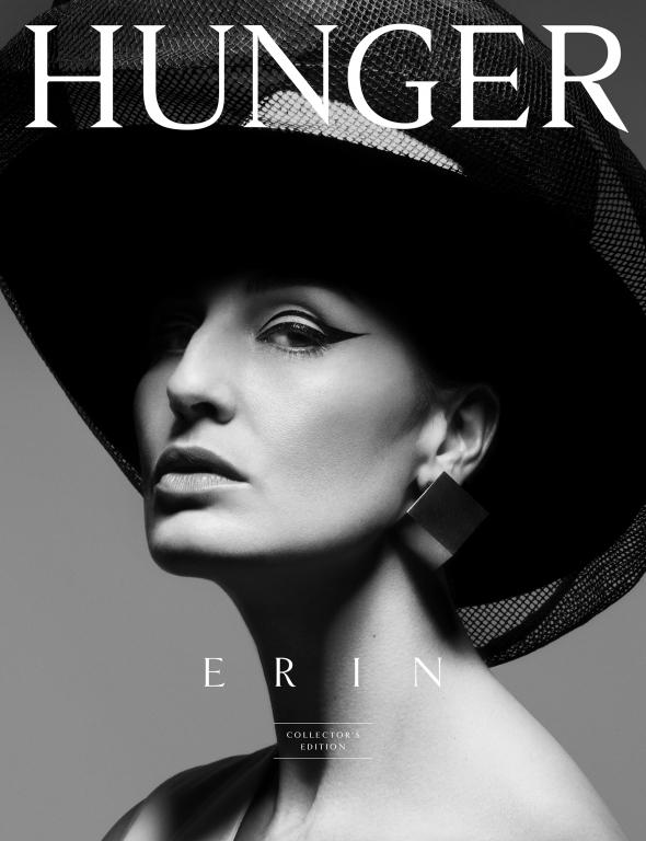 Erin O'Connor for Hunger Magazine © Rankin