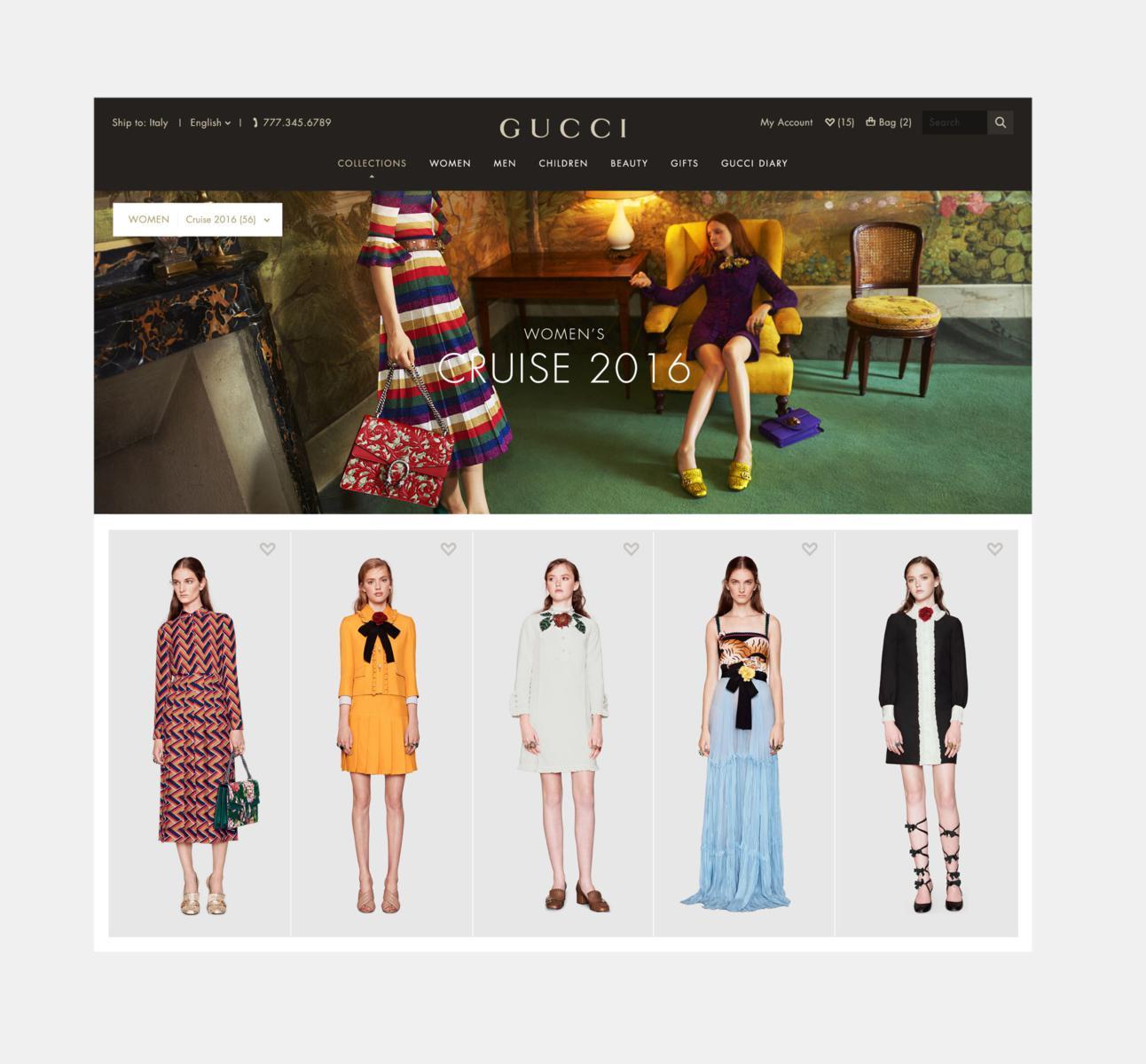 sito gucci-com