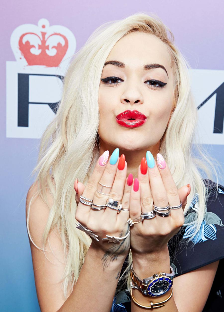 rimmel london #LondonLook_Rita Ora