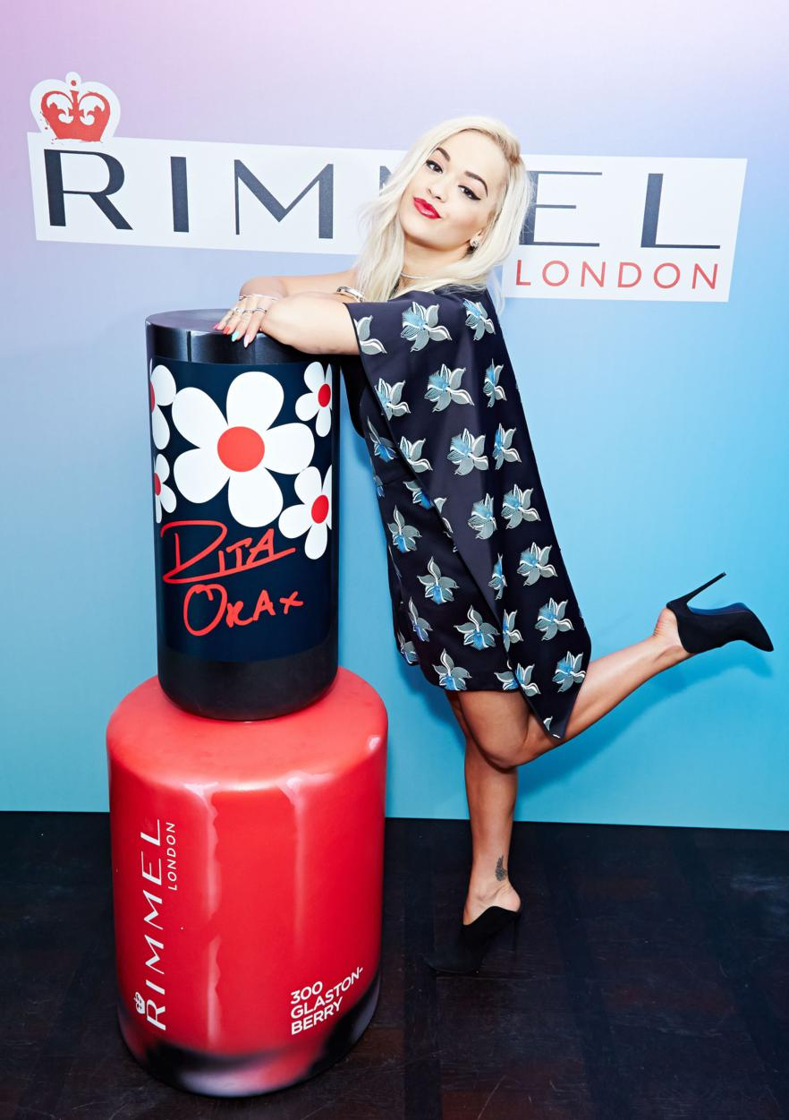 rimmel london #LondonLook