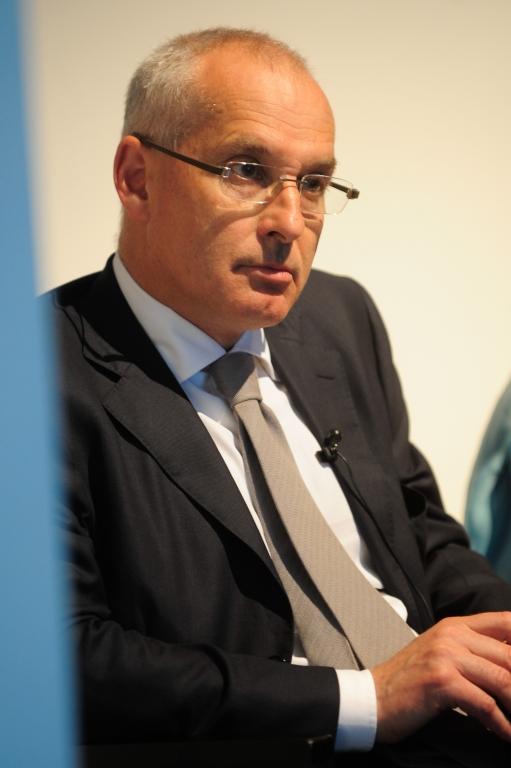 Sergio Tamborini CEO Ratti