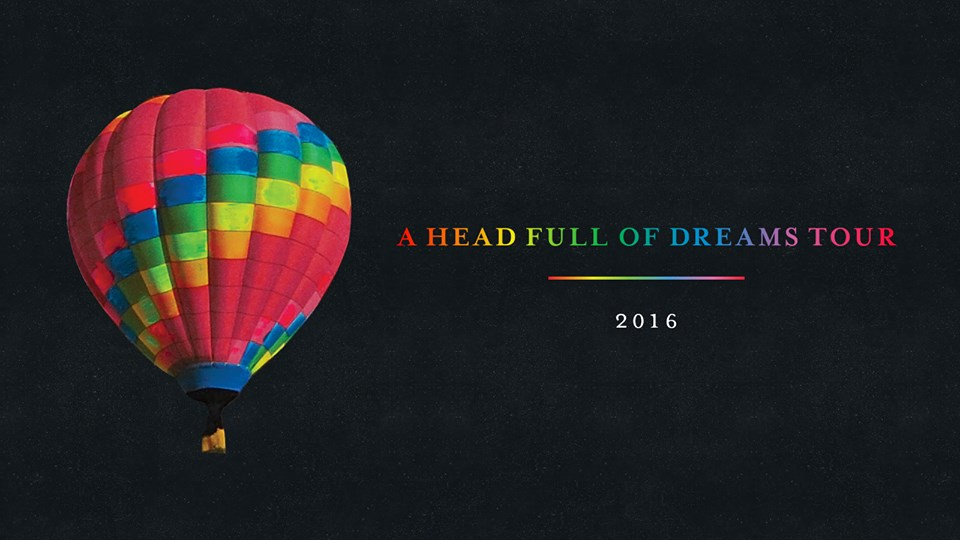 head full of dreams
