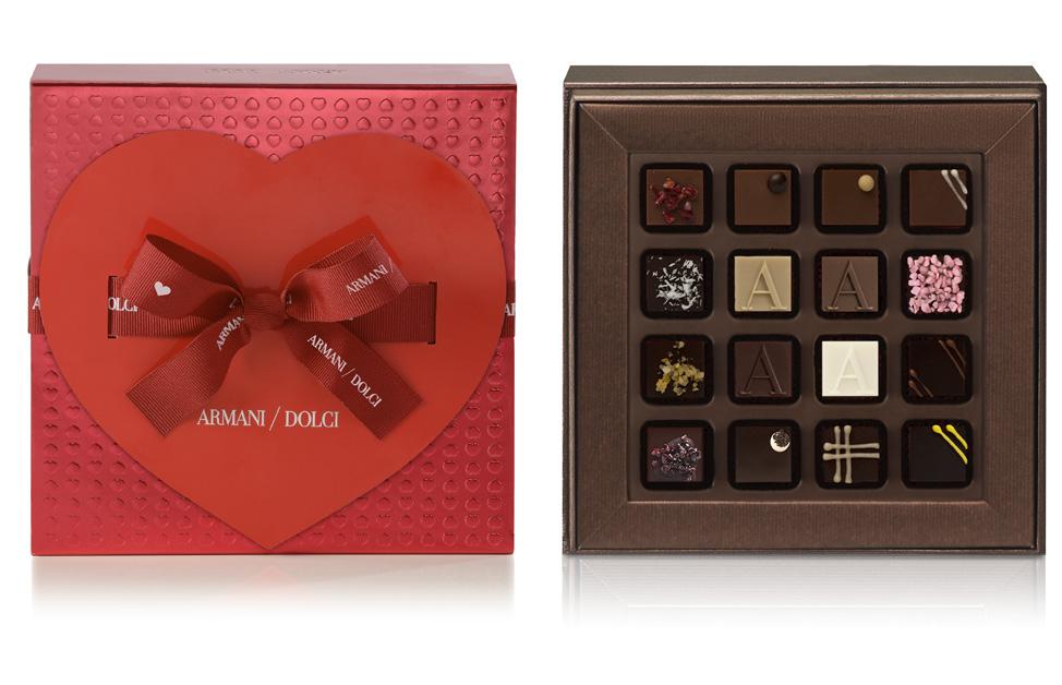Armani Dolci V.day Collection 2016_16 pralines gift box