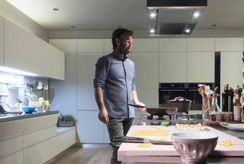 chef carlo cracco testimonial di scavolini fashion times