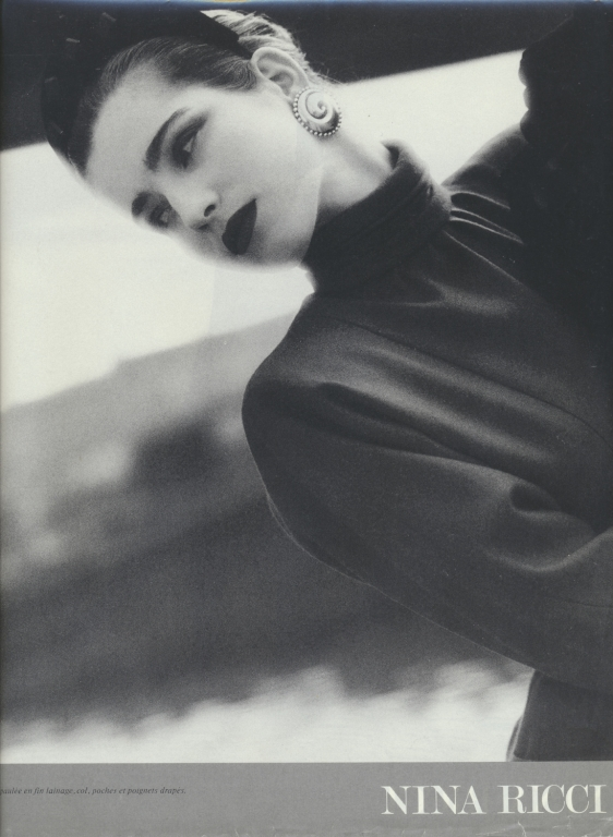 Francesca Manca Di Villahermosa. (Foto Dominique Issermann pour Nina Ricci)
