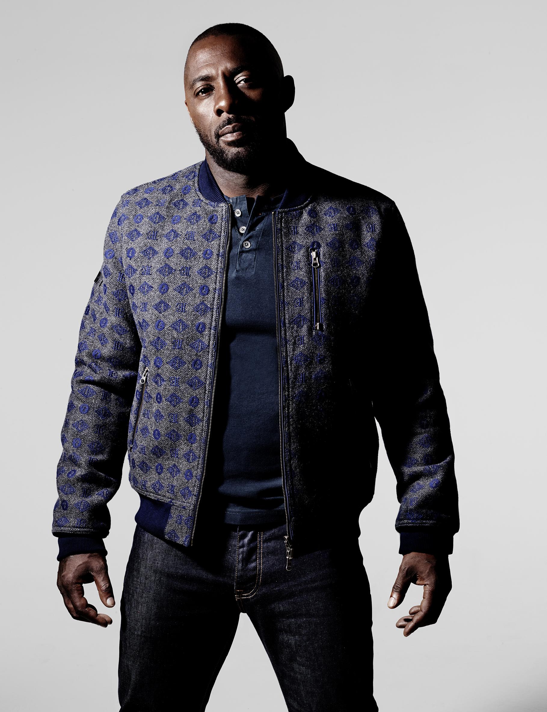 Pitti Uomo Firenze Idris Elba Superstar Di Superdry