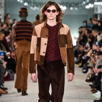 Oliver Spencer Fall-Winter 2016 2017 London Fashion Week