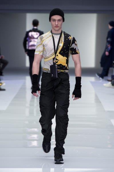 Versace Men's_FW16