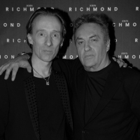 John Richmond e Saverio Moschillo