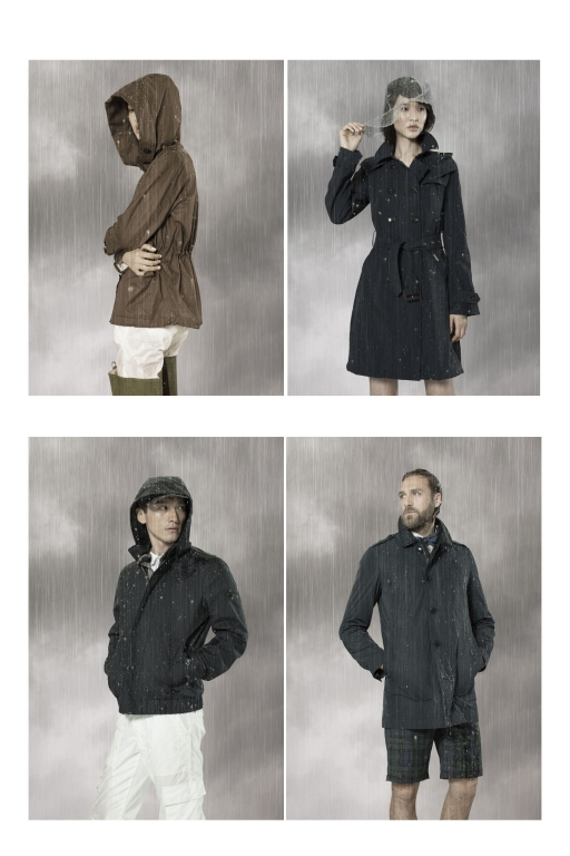 Woolrich campaign ADV Spring-Summer 2016 by Paolo Ventura