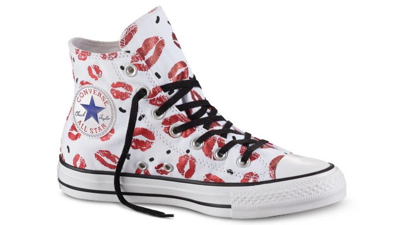 Chuck Taylor All Star Lipstick Red