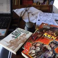 Mattia Dal Corno, Lavorare con i fumetti (3)
