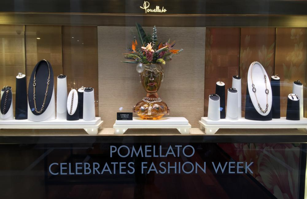 Pomellato Milano by Hugh Findletar