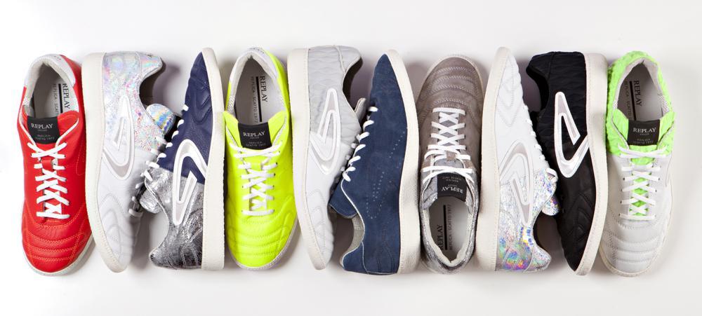 Replay Footwear, REPLICA SCATTO