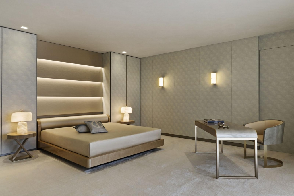 Residences by armani casa nuovo lusso a miami fashion times for Piani casa miami