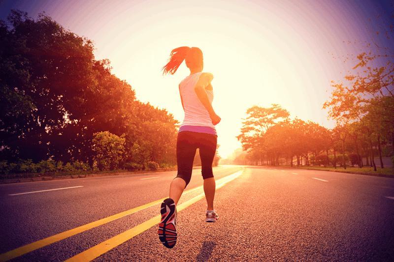 Sport, running