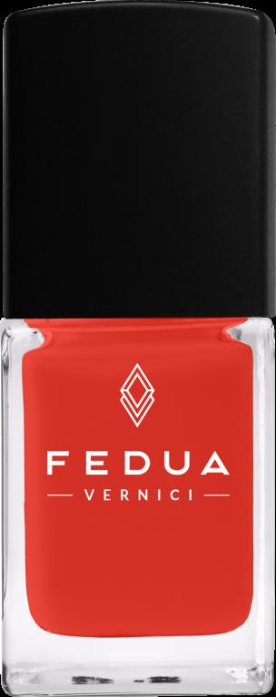 Warm Red di Fedua, il rosso perfetto per unghie up-to-date!
