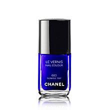 Le Vernis de Chanel nella nuance Sunset Trip, blu-viola profondo e ultrachic
