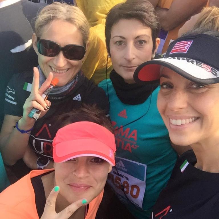 Runners, Roma Ostia