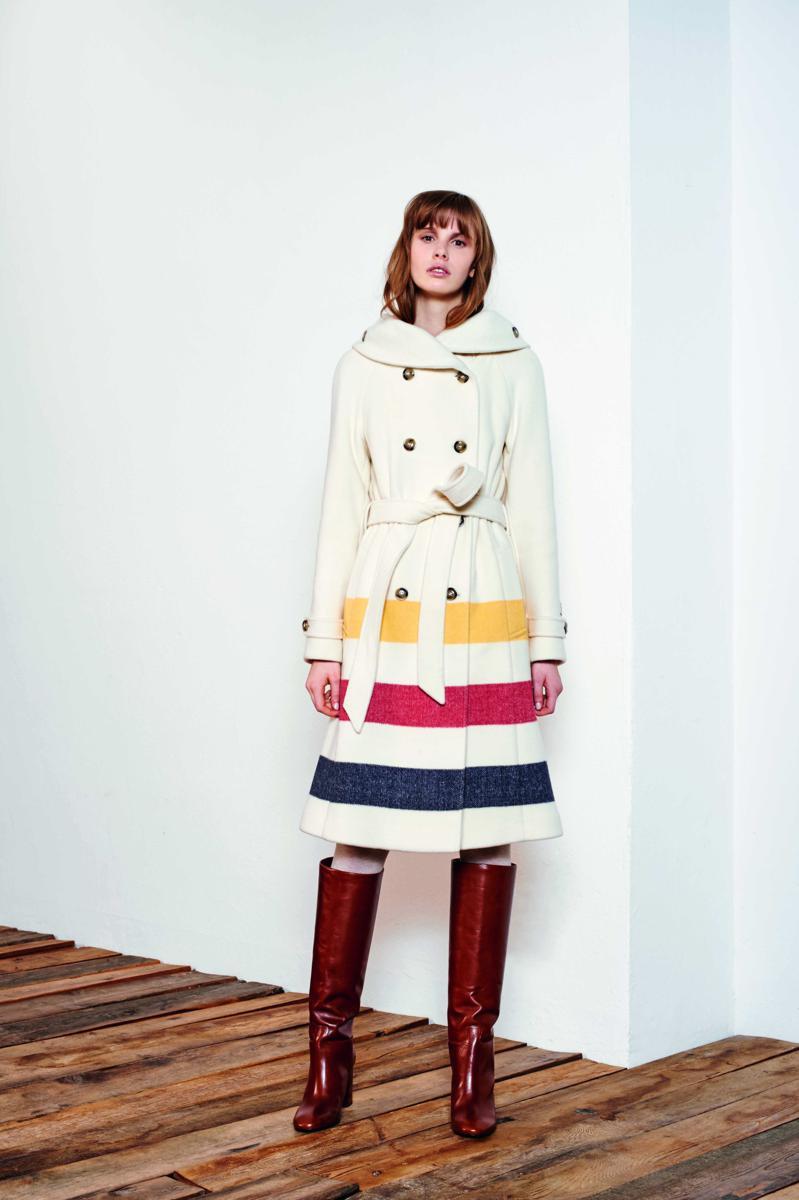 woolrich women fall winter 2016 17 fashion times. Black Bedroom Furniture Sets. Home Design Ideas