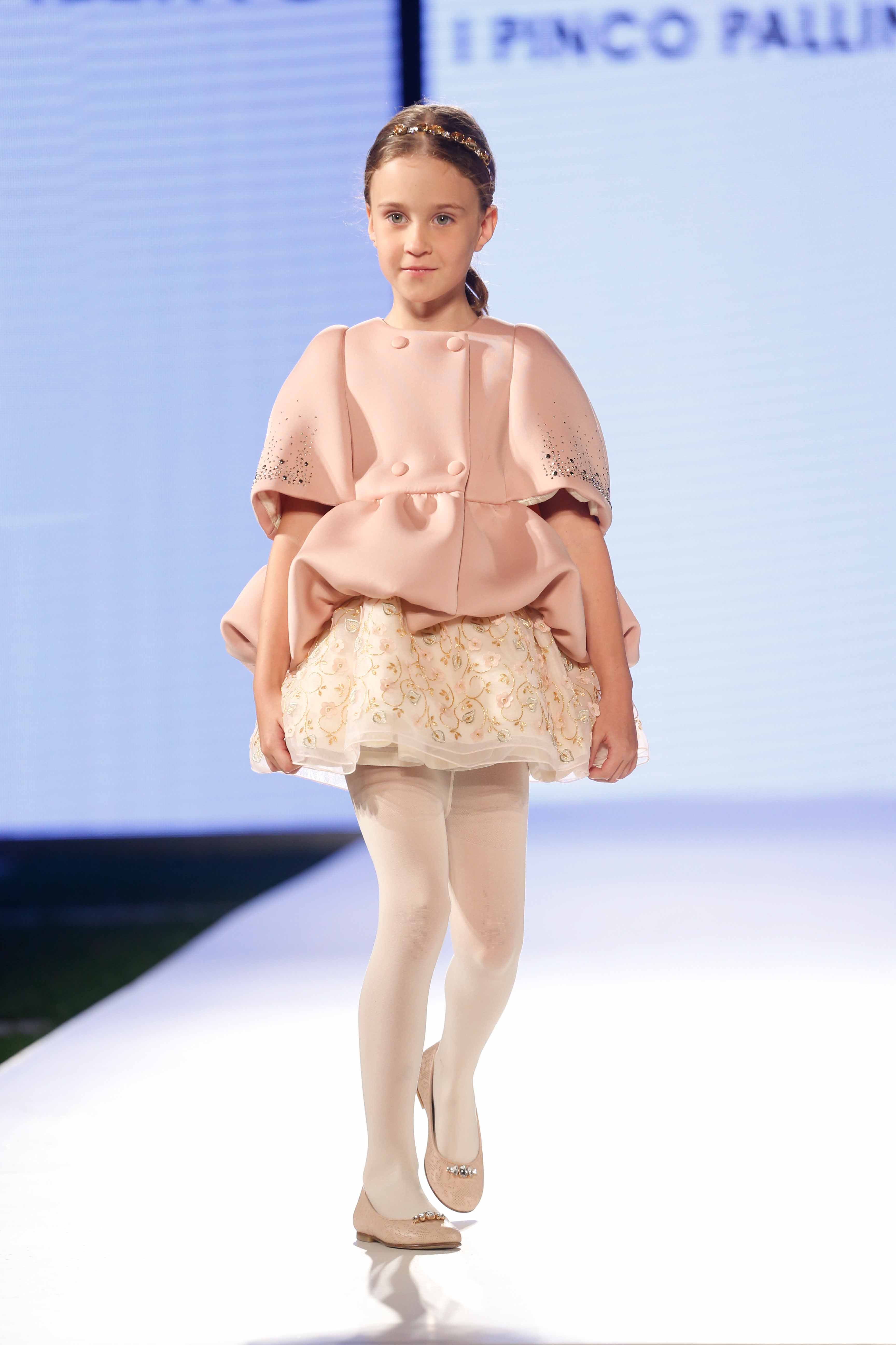 I Pinco Pallino protagonista alla Arab Fashion Week  c8b8092ac20
