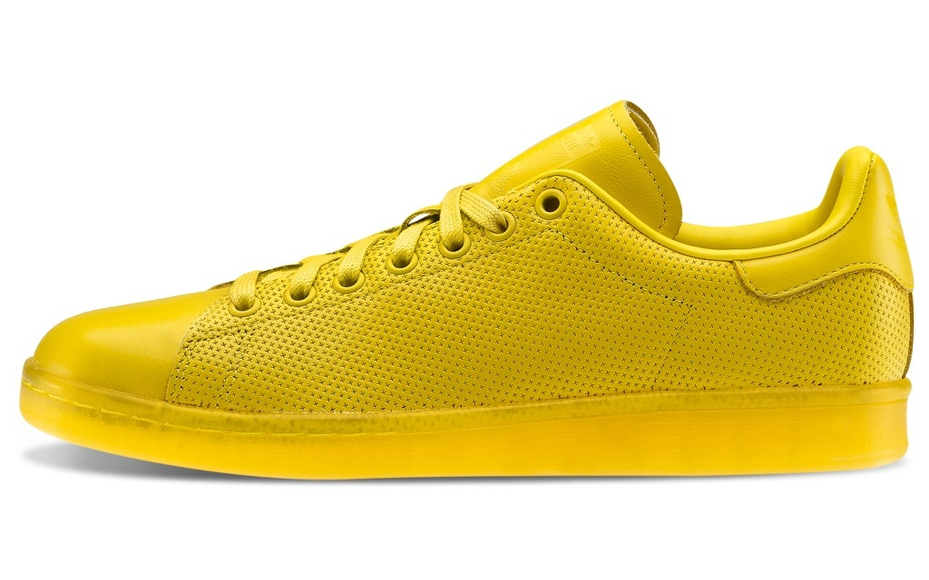 AW LAB Adidas Stan Smith Adicolor Yellow