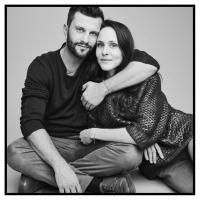 Adriano Russo e Silvia Cammilli