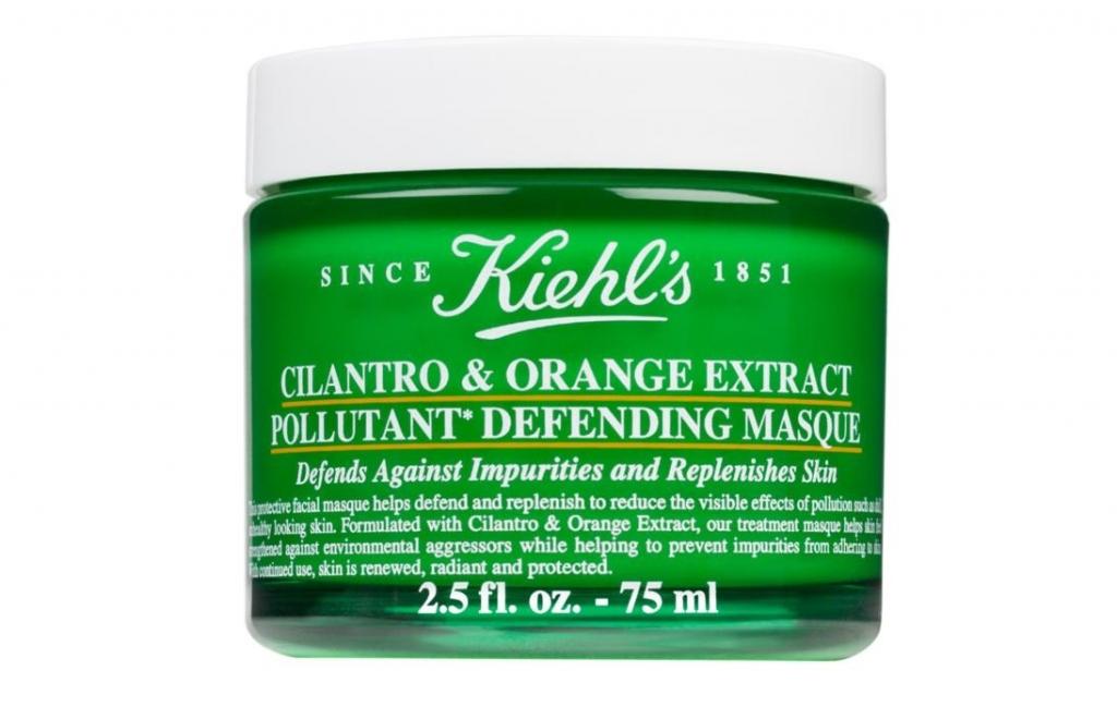 Kiehl's, Cilantro orange extract masque