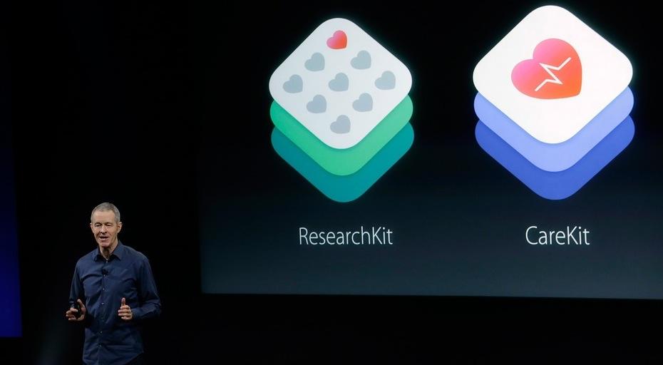 Carekit iOS 9.3