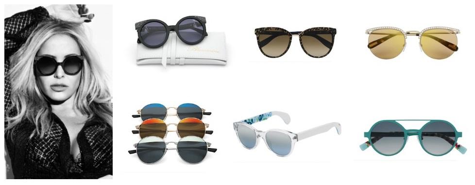 Anastacia per Blumarine Eyewear