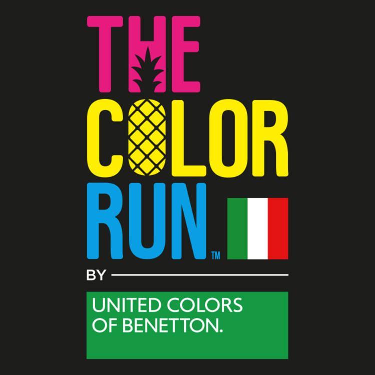 The Color Run, Benetton