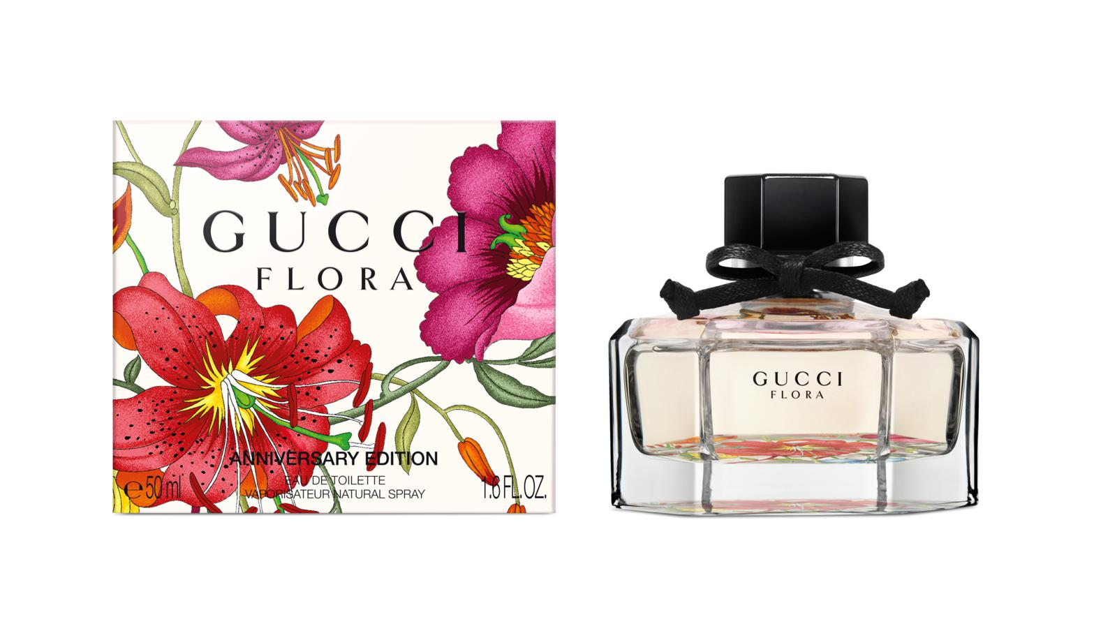 Gucci Flora Anniversary Edition