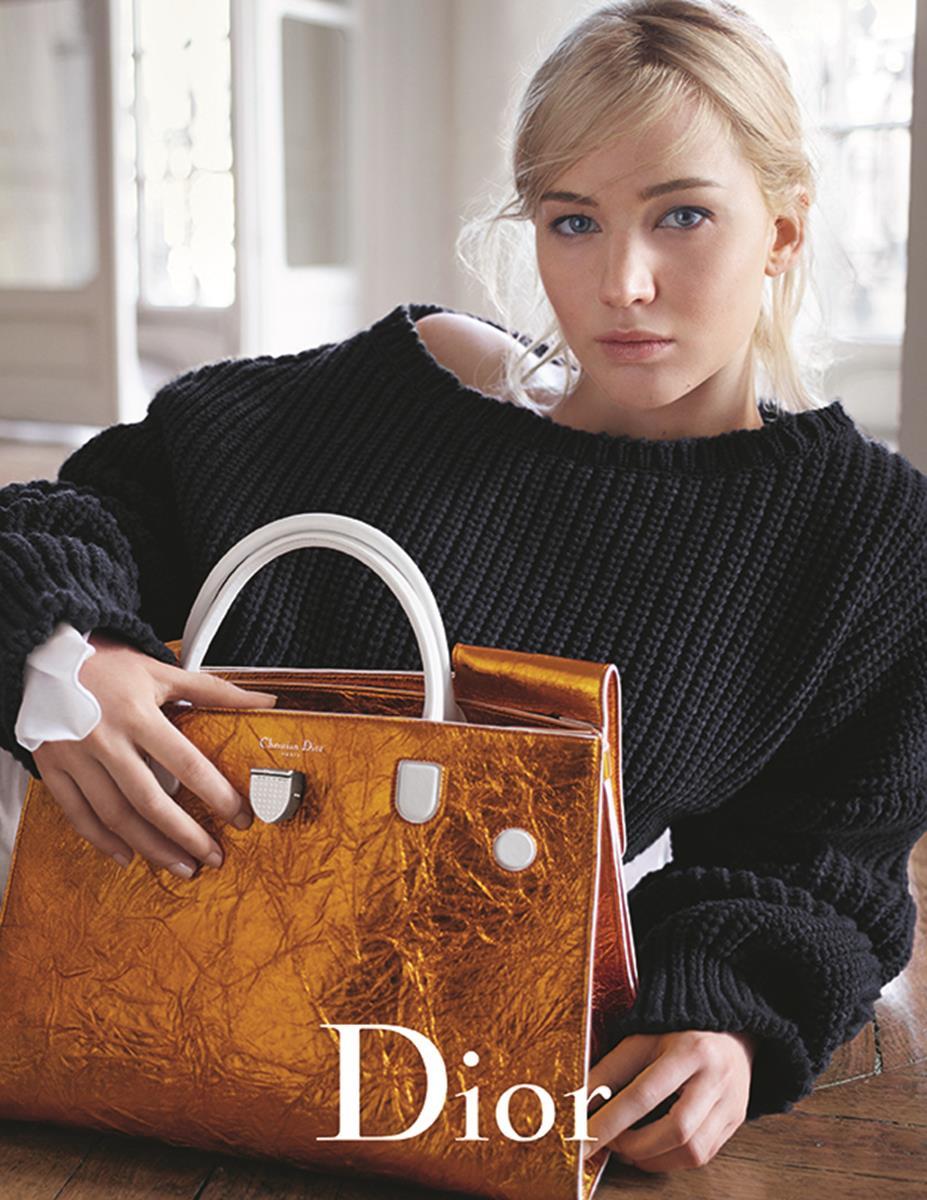 Jennifer Lawrence per Dior - SS'16