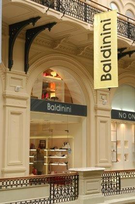Baldinini, new opening Russia