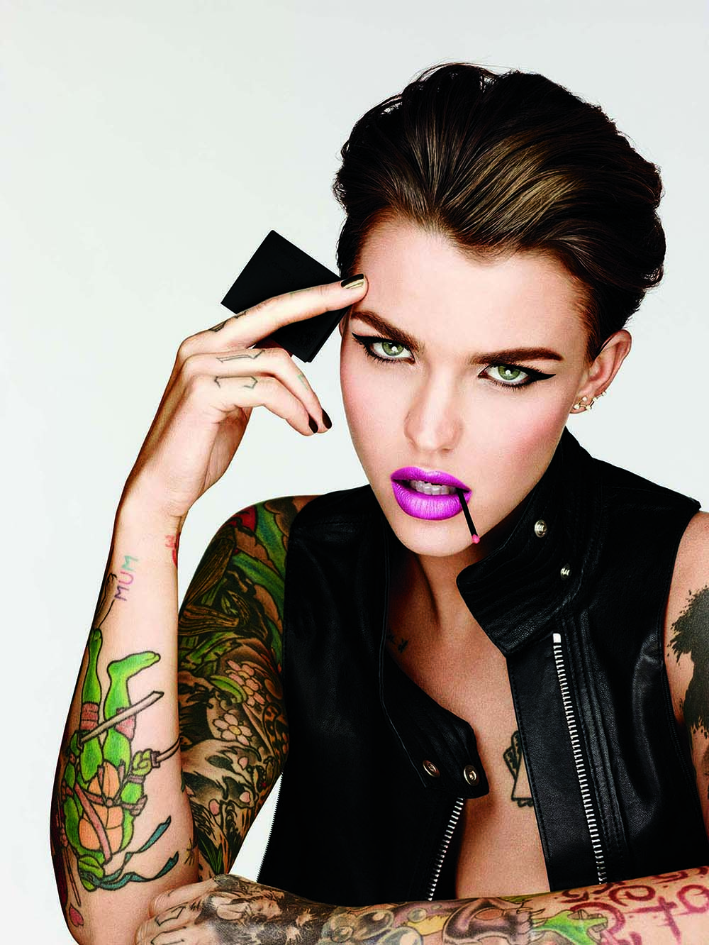 Ruby Rose per Urban Decay